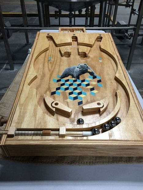 Play With Boxwood Pinball, Kitables, and Modular Robotics at the Boulder Mini Maker Faire! | Heron | Scoop.it