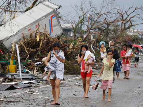 Philippines stunned by Typhoon Haiyan's devastation - World News ... | SEO News and Tips from around the World | Scoop.it