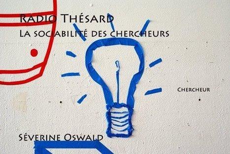 La sociabilité des chercheurs | France Culture Plus | La vie des SHS dans la métropole Lyon Saint-Etienne : veille recherche et enseignement | Scoop.it