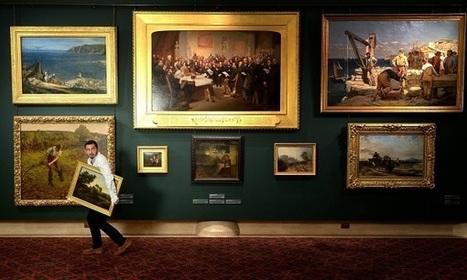 Quand les musées britanniques organisent une chasse aux faux-tableaux ! | Veille professionnelle des Bibliothèques-Médiathèques de Metz | Scoop.it
