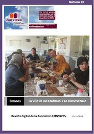 Revista Convives Nº 13: Familias y convivencia | #TuitOrienta | Scoop.it