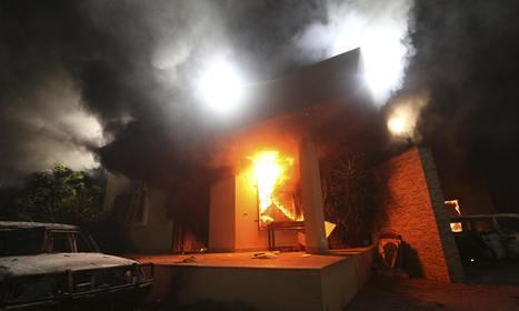 Heavy fighting breaks out in Libya as troops storm militias in Benghazi #AlSharia #Feb17 #Libya | Saif al Islam | Scoop.it
