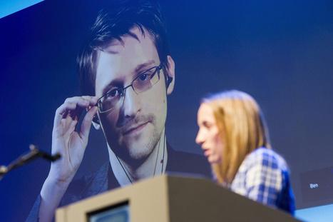 Snowden s'alarme du monopole exercé par les géants d'Internet - Politique - Numerama | Médiations numérique | Scoop.it