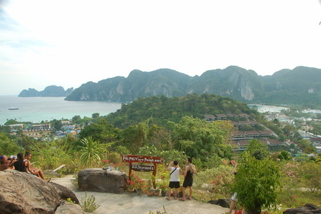 Tipter - Railay Beach, Koh Phi Phi and Koh Chang in 15 days | Koh Chang, Koh Phi Phi, Railay in two weeks | Scoop.it