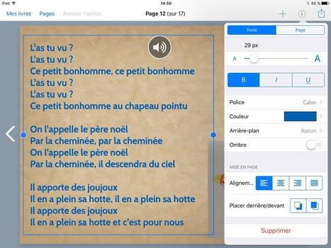 Bookcreator, un outil indispensable !!! | Lernen mit iPad | Scoop.it