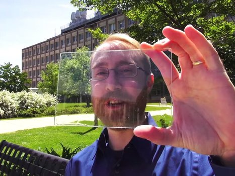 Transparent solar cells could turn your windows into power sources   Miesta Premeny   Scoop.it