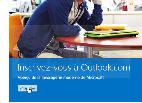 A la découverte d'Outlook.com | Time to Learn | Scoop.it
