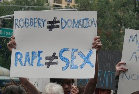 Incitation au viol en ligne : les féministes contre-attaquent | Revue de Presse Appel Citoyen contre le viol | Scoop.it