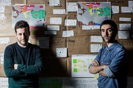 Los españoles que explican el mundo con mapas y arrasan en internet | eTools | Scoop.it
