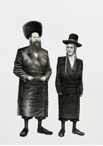 The Secret Genius of Hasidic Fashion – The Arty Semite | Judaism | Scoop.it