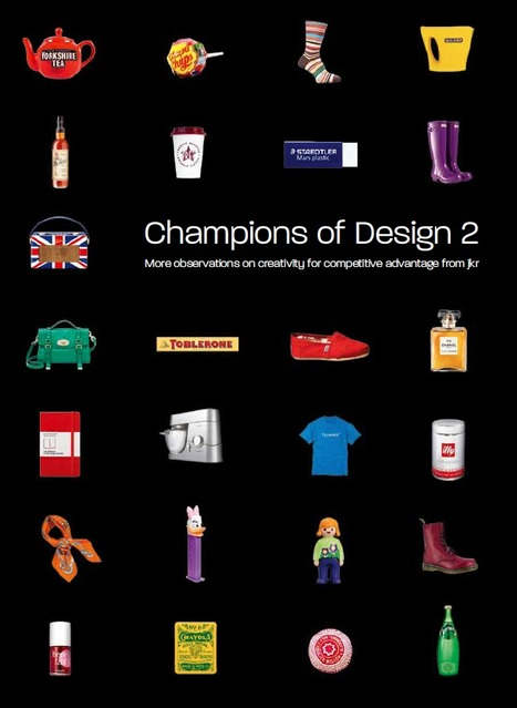 8 Amazing Factoids About Some Of The World's Best Brands | timms brand design | Scoop.it