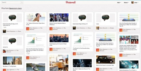 5 Ways to Use Pinterest to Boost Press Release Results | digital marketing strategy | Scoop.it