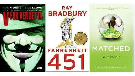 The Best Dystopian Novels About Banned Books?   Banned Books   Scoop.it