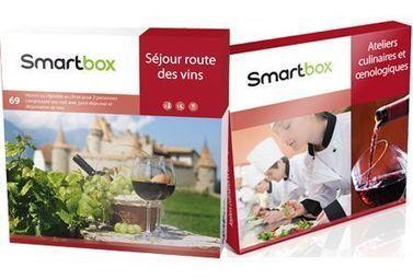 A la découverte du vin : nos coffrets SmartBox - Magazine du vin - Mon Vigneron | Tourisme viticole en France | Scoop.it