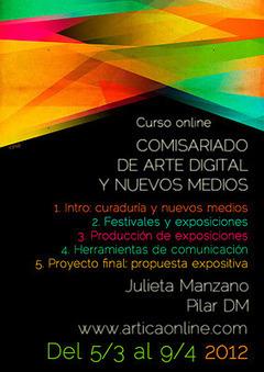 Comisariado de arte digital y nuevos medios | El Dado del Arte | VIM | Scoop.it
