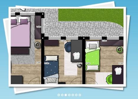 Organize Layout of Rooms Online With Floorplanner   lqw   Scoop.it