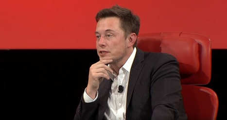Elon Musk details his 'mind blowing' vision for Mars colonization | Futurewaves | Scoop.it