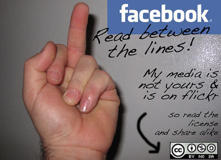 Facebook a tous les droits sur vos photos, et pour toujours | The Observers | Droit à l'image des mineurs | Scoop.it