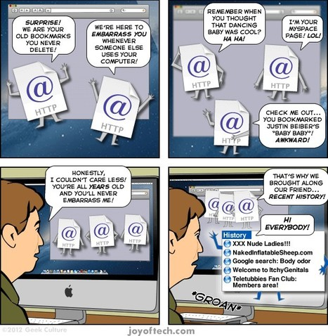 Because somebody has to make fun of our new computer overlords.   ciberpocket   Scoop.it