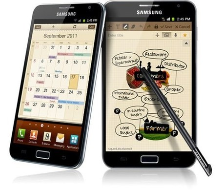 El Samsung Galaxy Note funciona con Android 4.1 Jelly Bean | Tecnologías Mobile | Scoop.it
