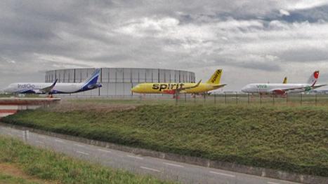 Des dizaines d'A320neo attendent leurs moteurs Pratt & Whitney | AFFRETEMENT AERIEN KEVELAIR | Scoop.it