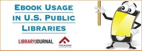 Ebook Usage in U.S. Public Libraries: 2013 Report - The Digital Shift | Bibliothèques | Scoop.it