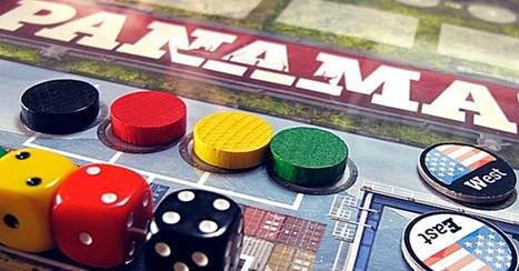 Panamax Board Game Celebrates 100th Anniversary of Panama Canal - The Escapist | Boardgames | Scoop.it