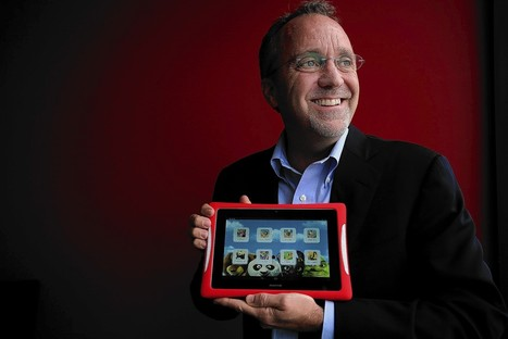 Tablets and apps for children are on the rise - Los Angeles Times | Multimodal Literacy with iPod touch | Scoop.it