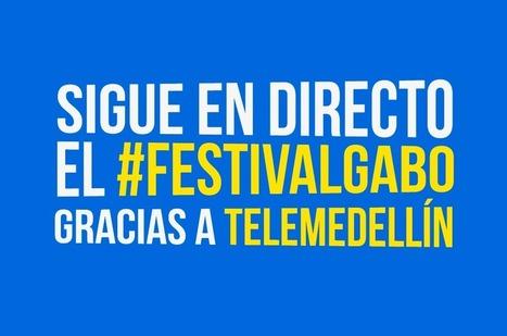 El Festival de Gabo tendrá transmisión en directo gracias a Telemedellín   Festival Gabo 2016   Periodismo ético   Scoop.it