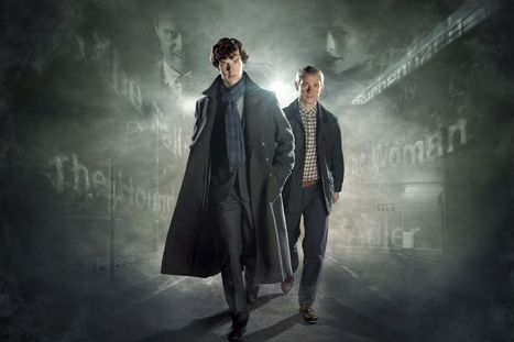 Sherlock series three opening episode Q&A will be streamed on BFI player - Mirror.co.uk | Ebooks Collection | Scoop.it