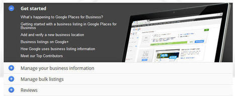 New Google Places Help Docs & Troubleshooter Link | Local Search Marketing Ideas | Scoop.it