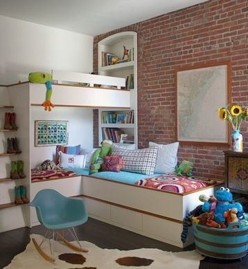 10 Beautiful Rooms for Real Kids | Beautiful Rooms | Scoop.it
