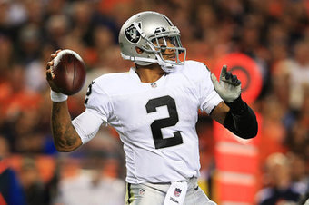 Raiders vs. Broncos 2013 injury report: Terrelle Pryor suffers a concussion - SB Nation | NFL | Scoop.it