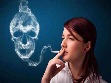 Effects Of Smoking On Skin | Smoking | Scoop.it