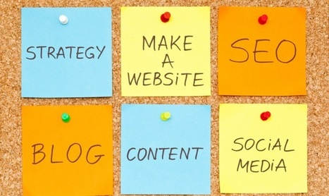 Website and Blogging for 2015 | Social Media Marketing and Business | Scoop.it