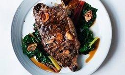 Nigel Slater's sirloin and chard | Food | Scoop.it