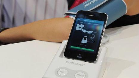 Utiliser le mobile pour la santé permettrait d'économiser 11 milliards d'euros | Mobile Marketing | Mobile Commerce | Scoop.it