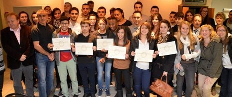 Le lycée Bourdelle honore ses diplômés   Lycée Antoine Bourdelle : on en parle...   Scoop.it