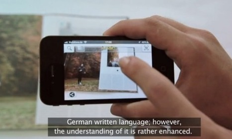 Deaf Magazine uses augmented reality to teach readers sign ... | ASL | Scoop.it