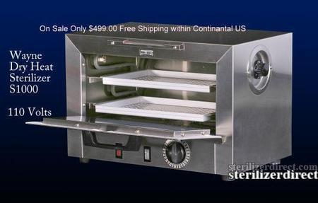 Sterilizer Autoclave Supply for Medical and Beauty Industries | Wayne sterilizer | Scoop.it