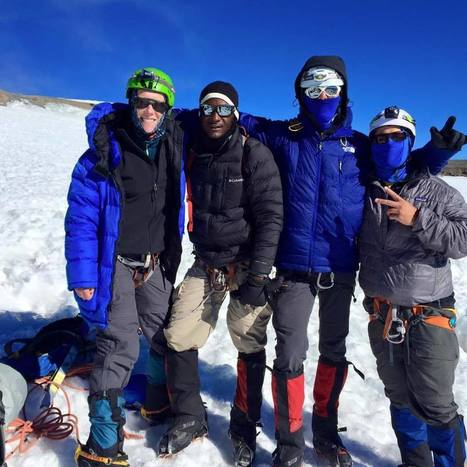 How climbing Mt Rainier is changing the lives of formerly homeless addicts | Neige et Granite | Scoop.it