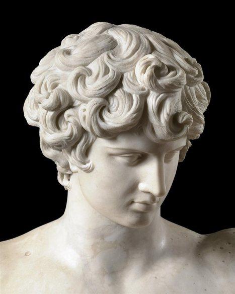 Antínoo, un mito extraordinario que se resiste a morir | LVDVS CHIRONIS 3.0 | Scoop.it