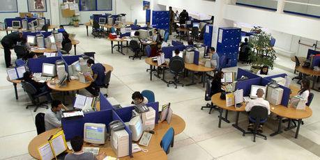Grève massive des salariés dans des centres d'appel en Tunisie | Information system | Scoop.it