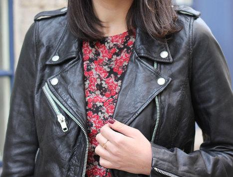 Looks de blogueuses : le blouson mi-saison   La mode en vestes et manteaux   Scoop.it