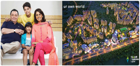 Gaur Yamuna City – City Of Joy - Gaur Yamuna City | News | Scoop.it