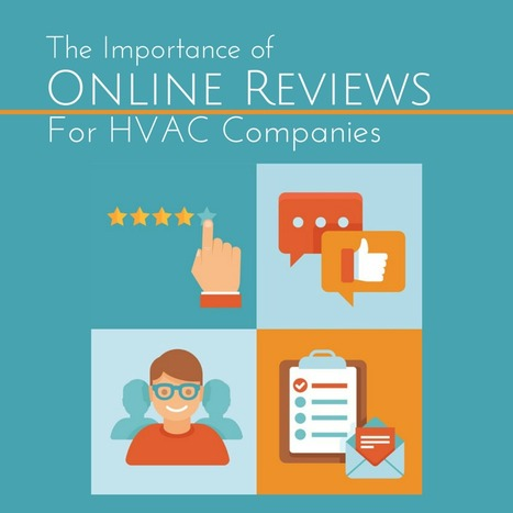 The Importance of HVAC Customer Online Reviews   thriveideas   Scoop.it