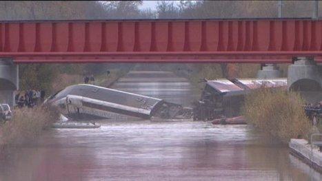 Accident du TGV Est à Eckwersheim: un rapport accablant pour une filiale de la SNCF - France 3 Alsace | Alsace Actu | Scoop.it