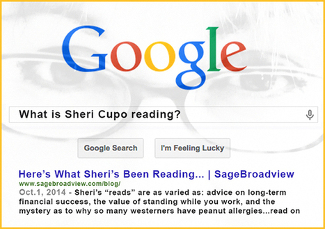 What Sheri's Been Reading … September 2014 Edition | SageBroadview | Holistic Financial Planning | Scoop.it