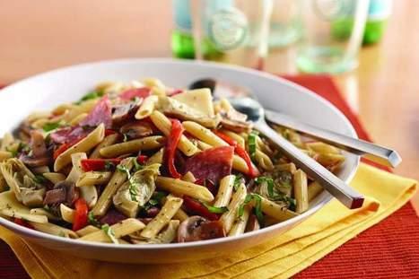 Antipasto pasta salad - Muncie Star Press | Cocina y alimentos | Scoop.it