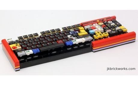 Ένα λειτουργικό πληκτρολόγιο από... Lego (βίντεο)   1ο Γυμνάσιο Καλαμαριάς   Scoop.it